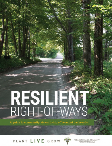 Resilient Right-of-Ways guide cover